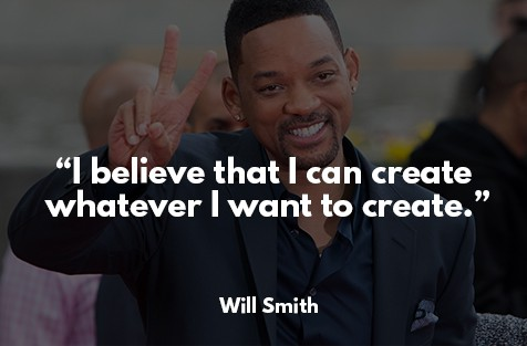 law of attraction success story - Will Smith