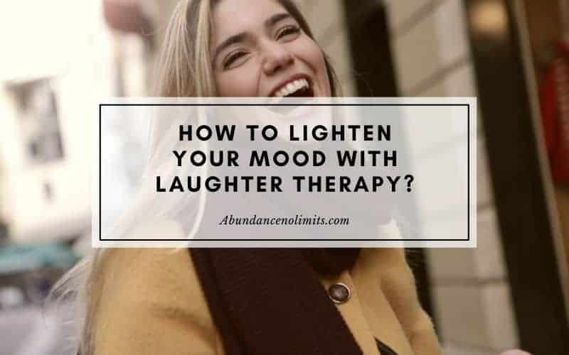 How to lighten your mood with laughter therapy