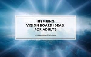 Vision Board Ideas for Adults