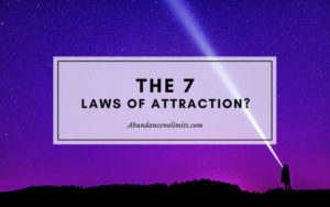 What Are The 7 Laws of Attraction?