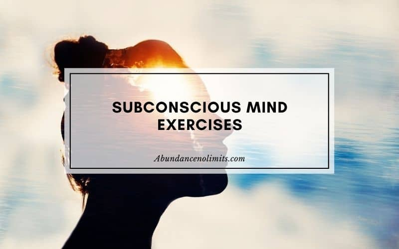 How to Make Your Subconscious Mind Believe Something?