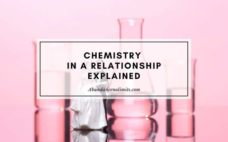 Chemistry in a Relationship