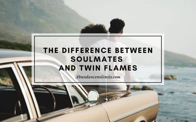 difference between soulmates and twin flames