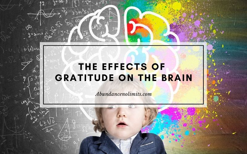The Effects of Gratitude on the Brain