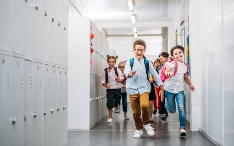 Things at school to be grateful for