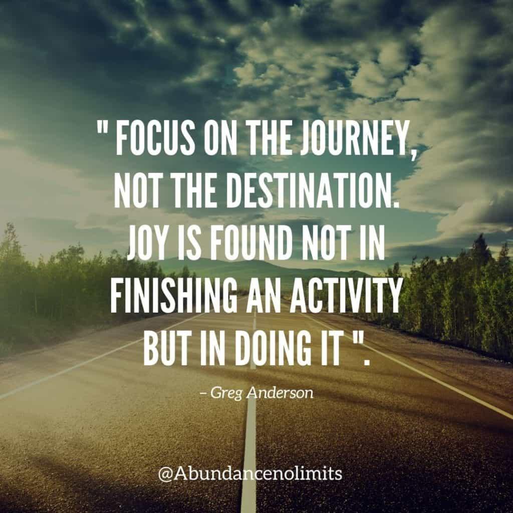spiritual journey quotes