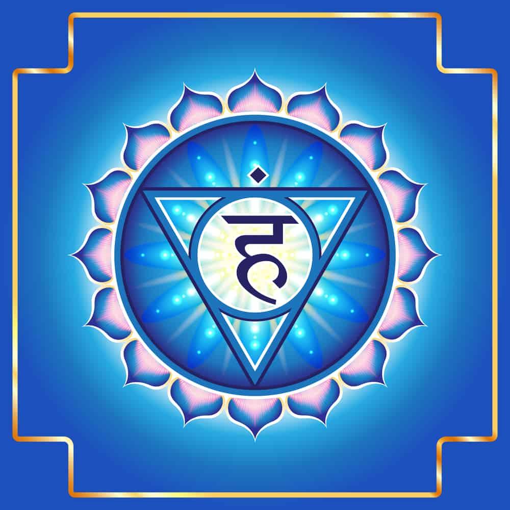 Throat Chakra (Vishuddha Chakra)