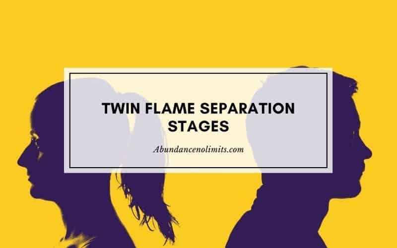 Twin Flame Separation Stages