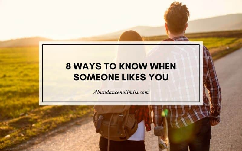 Can You Sense When Someone Likes You