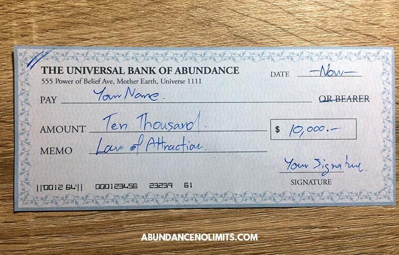 abundance check