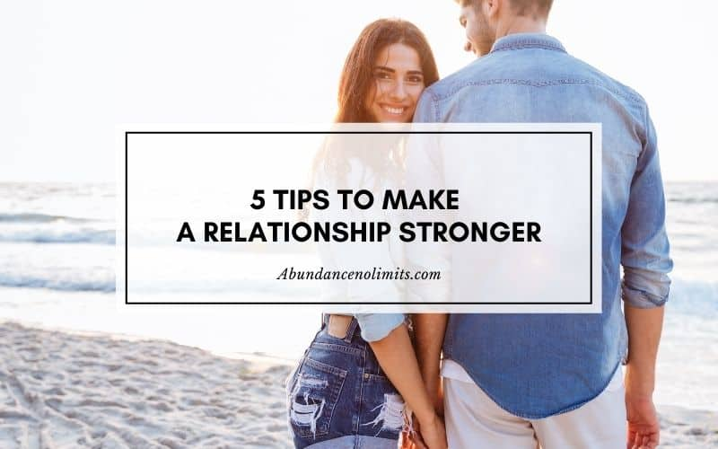 how to make relationship strong with boyfriend